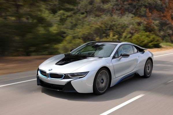 BMW i8 2014年