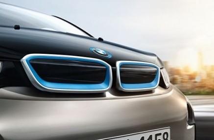 BMW i3 フロントグリル