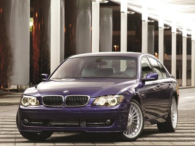 BMW アルピナ B7 2006年