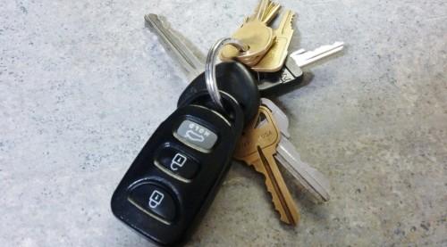 車 鍵 スマートキー