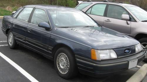 フォード トーラス 初代 外装