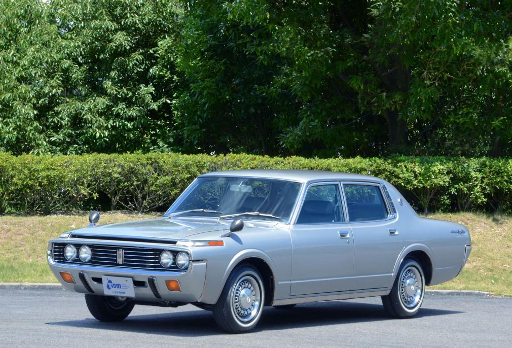 トヨタ・クラウン 4代目 セダン 1972年