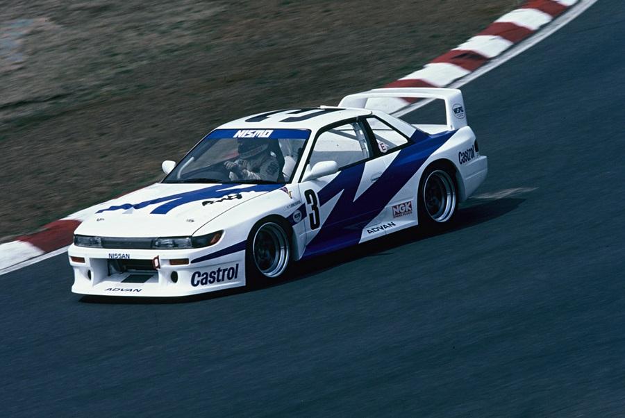 '93 IMSA GT チャレンジ富士JGTC 1st シルビア 7位