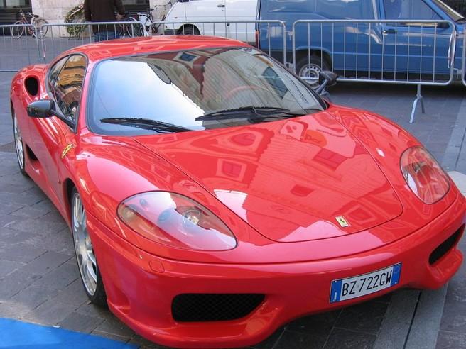 フェラーリ チャレンジ・ストラダーレ 2003年