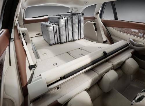 メルセデス ベンツ Eクラス ステーションワゴン 内装 2016年型