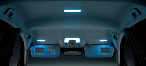 新型トヨタプリウスPHVLEDルームランプセット(面発光タイプ)