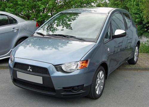 三菱 コルト 欧州仕様車 2008年