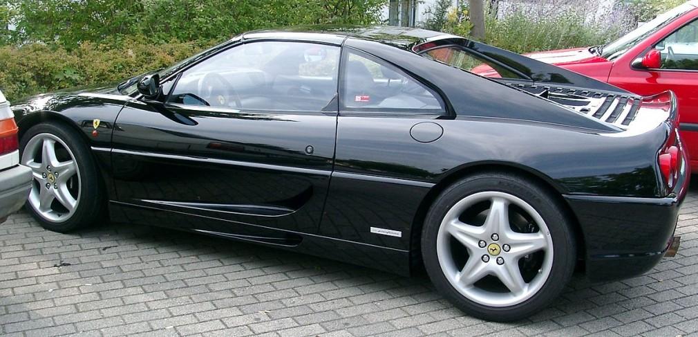 フェラーリ F355 GTS 1994年
