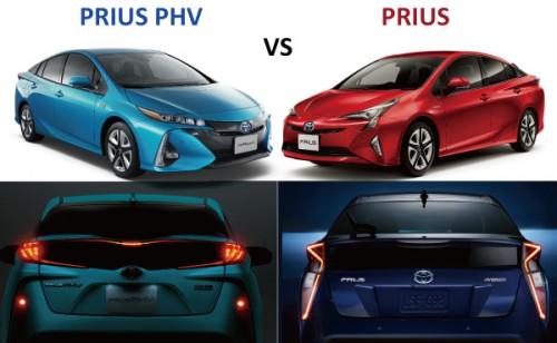 新型【プリウスvsプリウスPHV】違いを比較!ハイブリッドとPHV燃費や ...