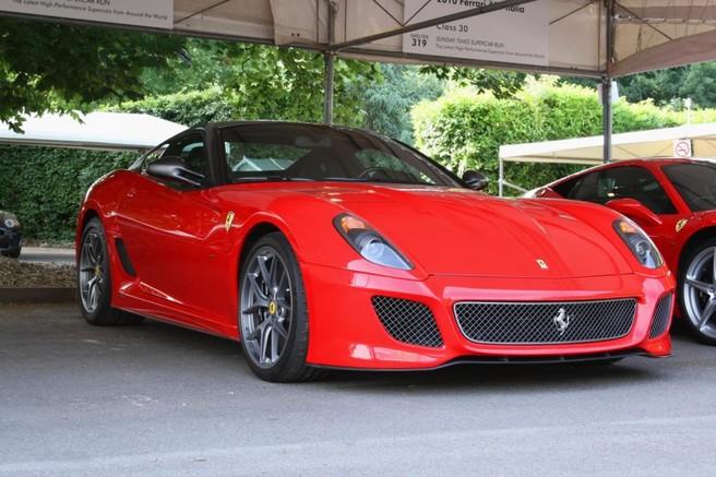 フェラーリ・599 GTBフィオラノ 2006-2012