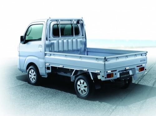 スバル・8代目サンバートラック