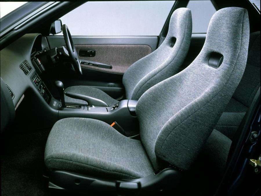 日産 シルビア S13 内装 1988年