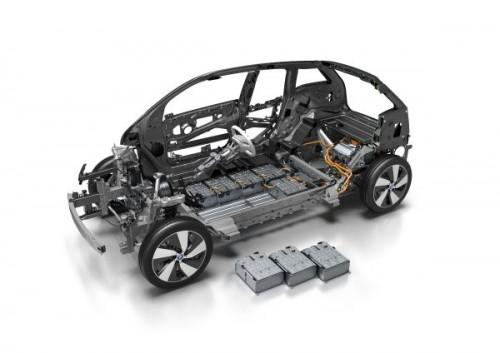 BMW i3 構造
