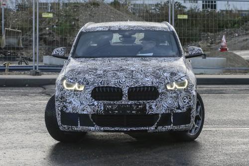 BMW X2 スクープ 外装