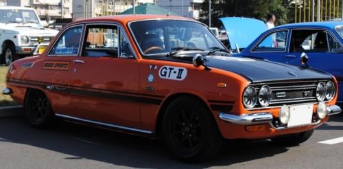 いすゞ べレット GT Type R