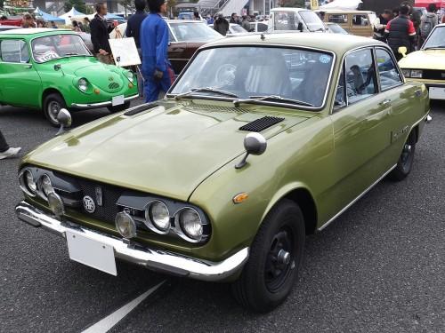 いすゞ ベレット 1600GT