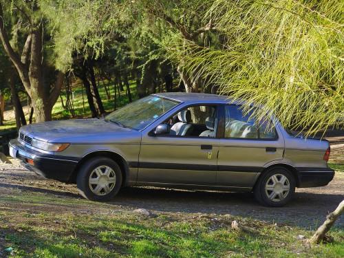 三菱 3代目 ミラージュ 1991年