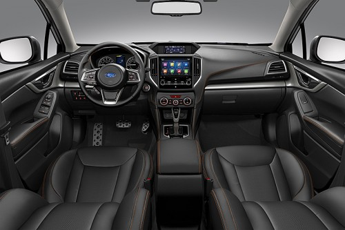 スバル 新型 XV 2017