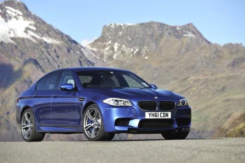 BMW M5 5代目 外装
