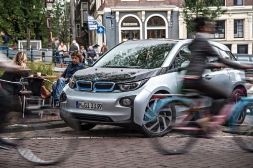 BMW i3 外装