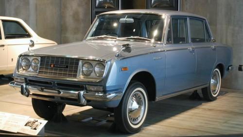 トヨタ トヨペットコロナ 3代目 1964年