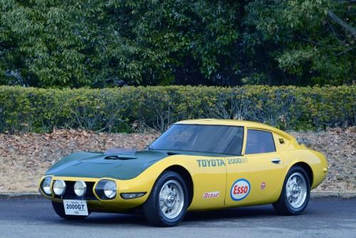 トヨタ トヨタ2000GT 1967年