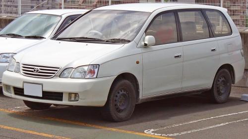 トヨタ ガイア