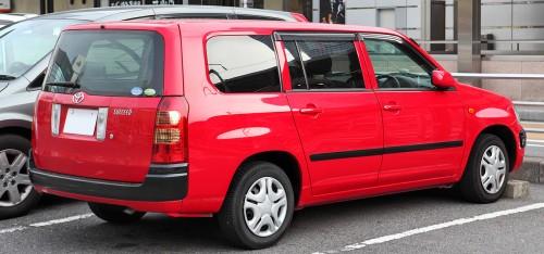 トヨタ サクシードワゴン 外装