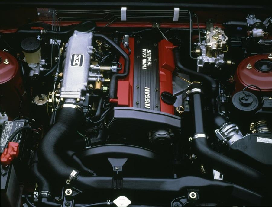 日産シルビア S13 エンジン 1988年