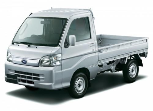 スバル・7代目サンバートラック