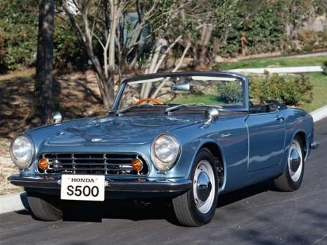 ホンダ HONDA S500 1963年