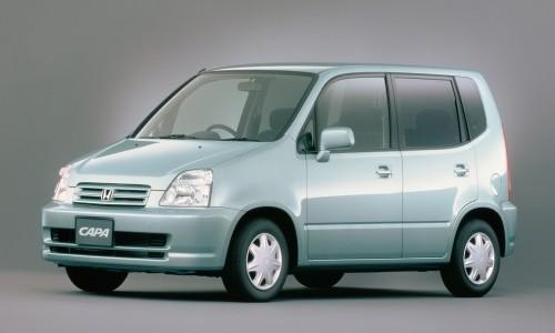 ホンダ・キャパ 2000年