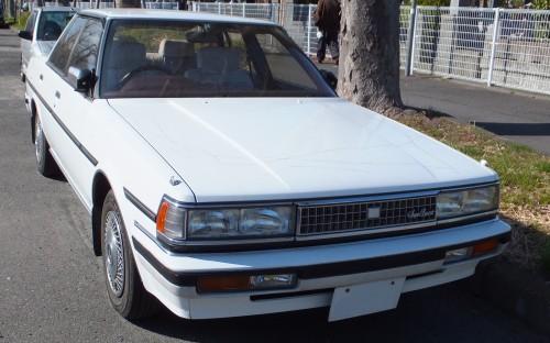 トヨタ クレスタ 2代目 外装