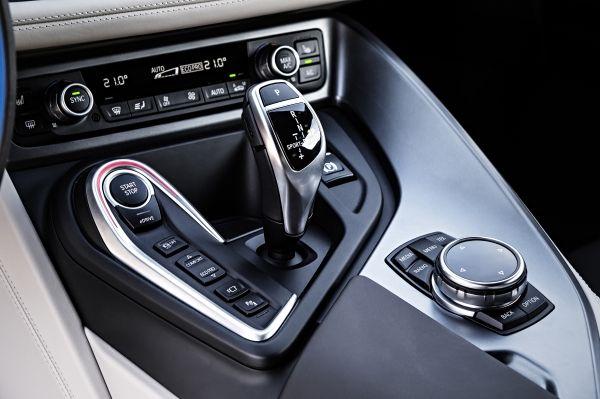 BMW i8 2013年 eDrive