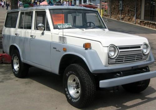 トヨタ ランクル 55