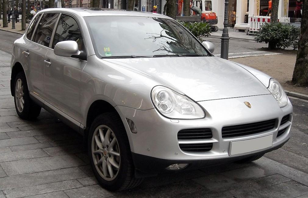 ポルシェ カイエン S 2009年