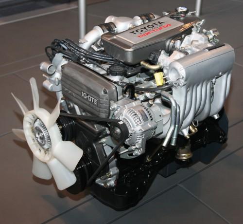 トヨタ 1G-GTEUエンジン