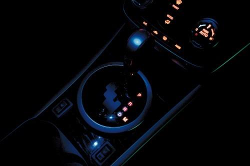 マツダ CX-7 LED間接照明
