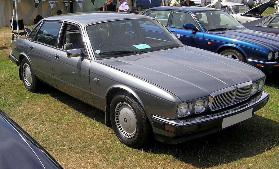 ジャガー XJ6 XJ40系 1989年