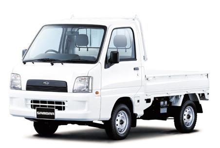 スバル・6代目サンバートラック