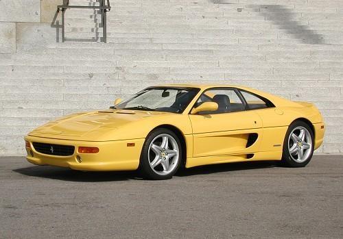 フェラーリ F355 GTB ベルリネッタ 1998年