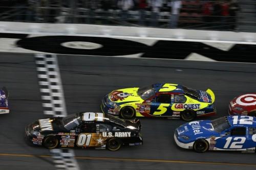 デイトナ・インターナショナル・スピードウェイ NASCARレース