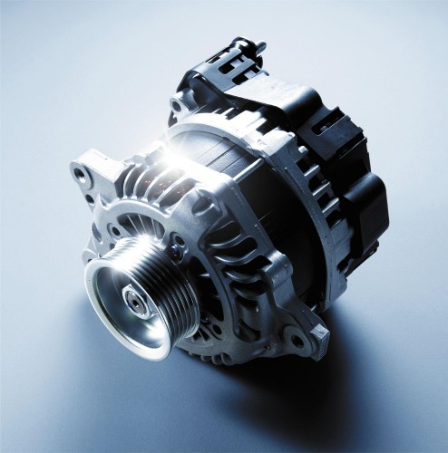 ISG(モーター機能付発電機)スズキ