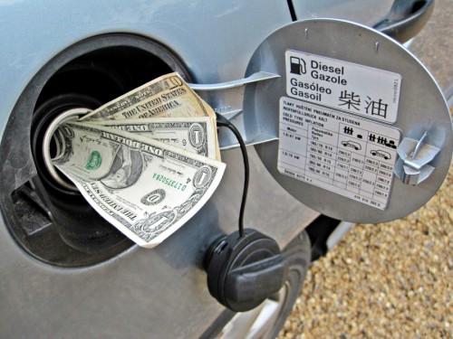 燃費 ガソリン代