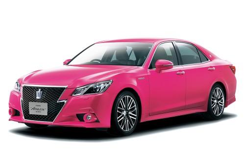 """トヨタ クラウン 特別仕様車 アスリートG """"ReBORN PINK"""""""