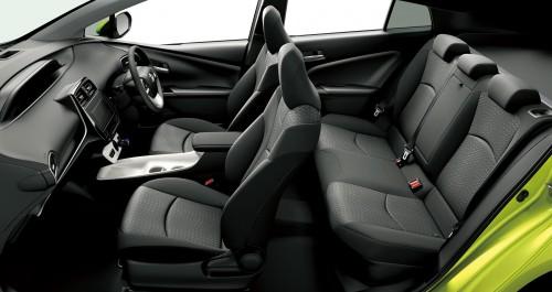 トヨタ 4代目 プリウス 内装