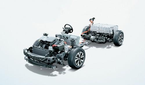 トヨタ プリウスPHV プラグインハイブリッドシステム