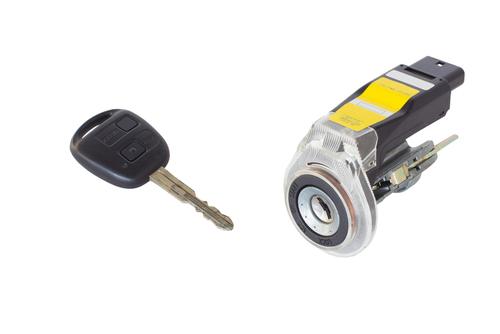 車 鍵 シリンダー セルモーター