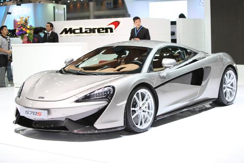 マクラーレン 570S