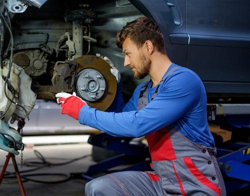 ブレーキ 修理